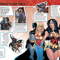 DC Comics Wonder Woman Stickers