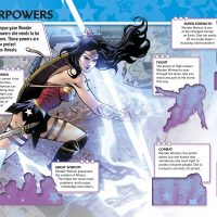 DC Comics Wonder Woman Ultimate Sticker Collection