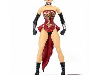 DC Direct Elseworlds Series 4 Action Figure Amazonia Wonder Woman Featured