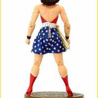 DC Direct First Appearance Series 1 Wonder Woman Action Figure Back