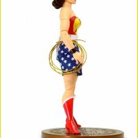 DC Direct First Appearance Series 1 Wonder Woman Action Figure Right Side