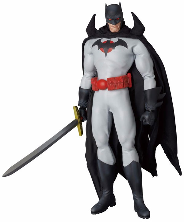 DC Flashpoint Batman Real Action Heroes Sixth Scale Action Figure