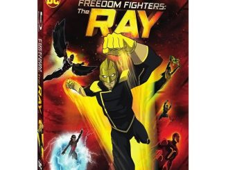 DC Freedom Fighters The Ray Blu-ray