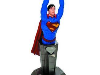 DC Heroes Superman Action Mode 3D Puzzle