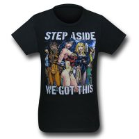 DC Heroines We Got This Women's T-Shirt