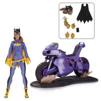 DC Icons Batgirl of Burnside Action Figure Playset