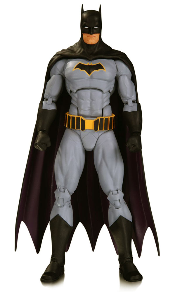 DC Icons Rebirth Batman Figure