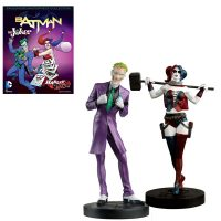 DC Masterpiece Joker and Harley Quinn Statues