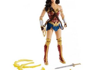 DC Multiverse Wonder Woman Movie 12-Inch Action Figure