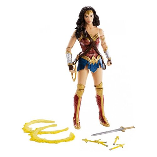 DC Multiverse Wonder Woman Movie 12-Inch Action Figure