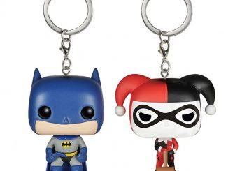DC POP Keychains