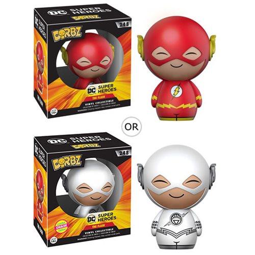DC Super Heroes Flash Dorbz Vinyl Figure