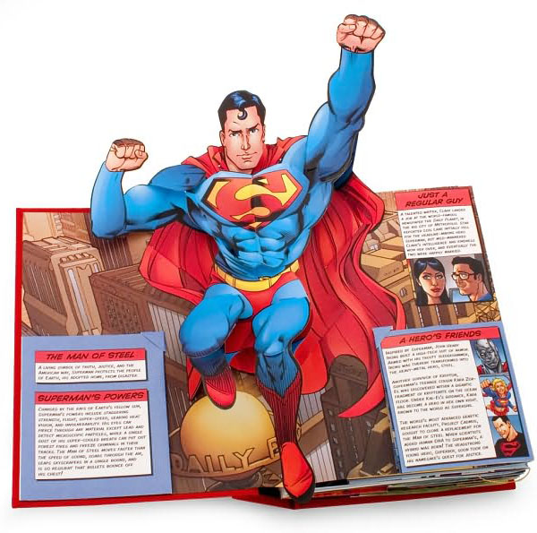 DC Super Heroes Ultimate Pop up Book DC Super Heroes: The Ultimate Pop up Book