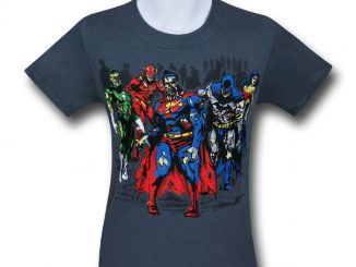 DC Superhero Zombies T-Shirt