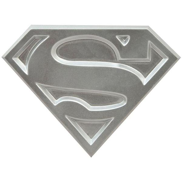 DC Superman Logo Bottle Opener