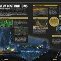 DC Universe Batman Visual Dictionary with Minifigure