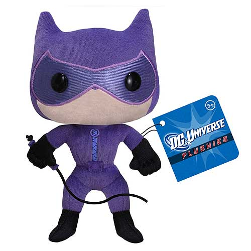DC Universe Catwoman 7-Inch Plush