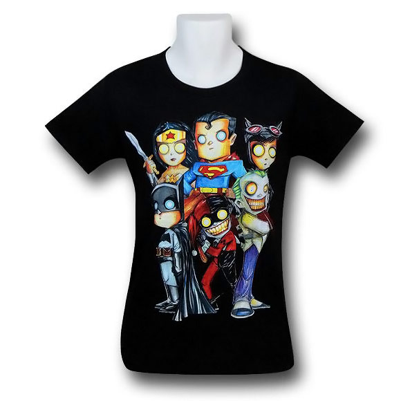 DC Universe Grim Stares Shirt