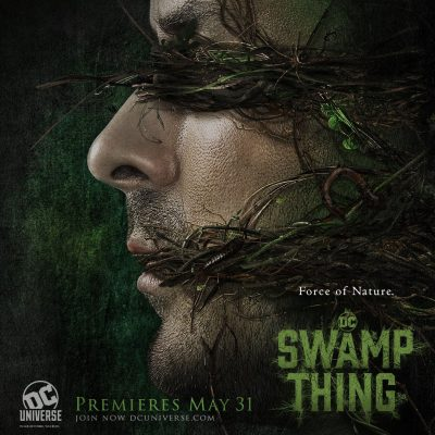 DC Universe Swamp Thing Poster
