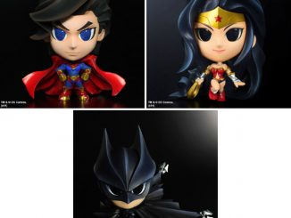 DC Variant Static Arts Mini Heroes