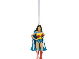 DC Wonder Woman Ornament
