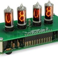 DIY Nixie Tube Desk Clock