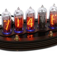 DIY Nixie Tube Thermometer Kit