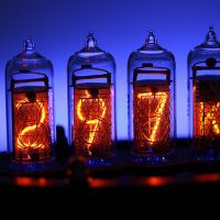 DIY Nixie Tube Thermometer Kits