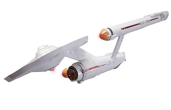 DIY Paper USS Enterprise 1701 Kit