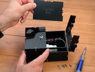 DIY Useless Box Kit