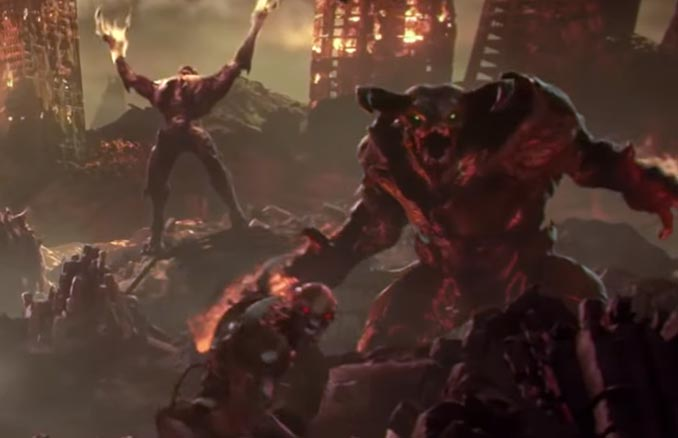 DOOM Eternal Teaser Trailer