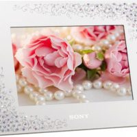 Sony DPF-D720 Digital Photo Frame