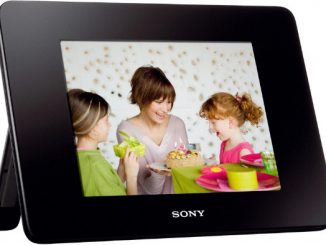 Sony DPF-D830 Digital Photo Frame