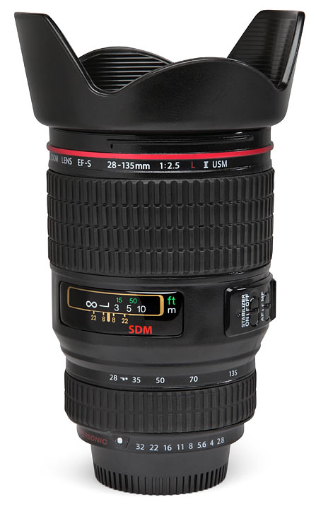 Dslr camera lens mug Nikon camera lens coffee mug