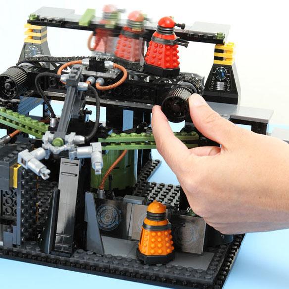 Dalek Factory Mini Figure Set