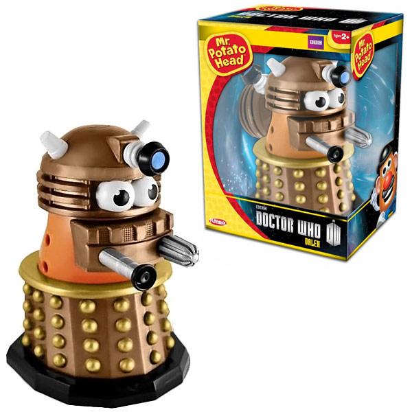 Dalek Mr Potato Head
