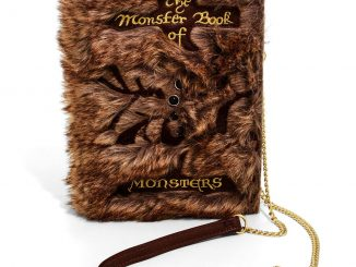 Danielle Nicole Harry Potter Monster Book Of Monsters Purse