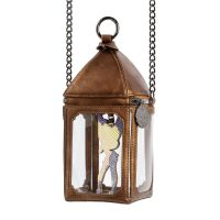 Danielle Nicole Tinker Bell Lantern Crossbody Bag Back