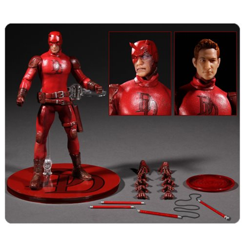 Daredevil 1 12 Collective Action Figure