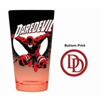 Daredevil 16 oz. Pint Glass with Bottom Print