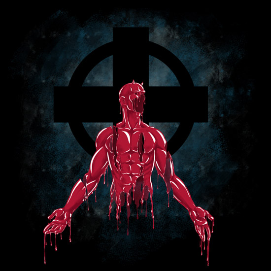 Daredevil Devilish Savior Shirt