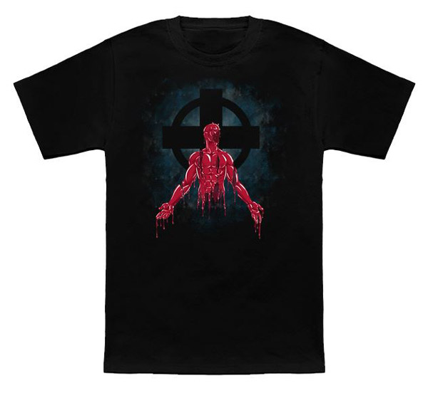 Daredevil Devilish Savior T-Shirt