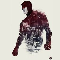 Daredevil First Defender Print