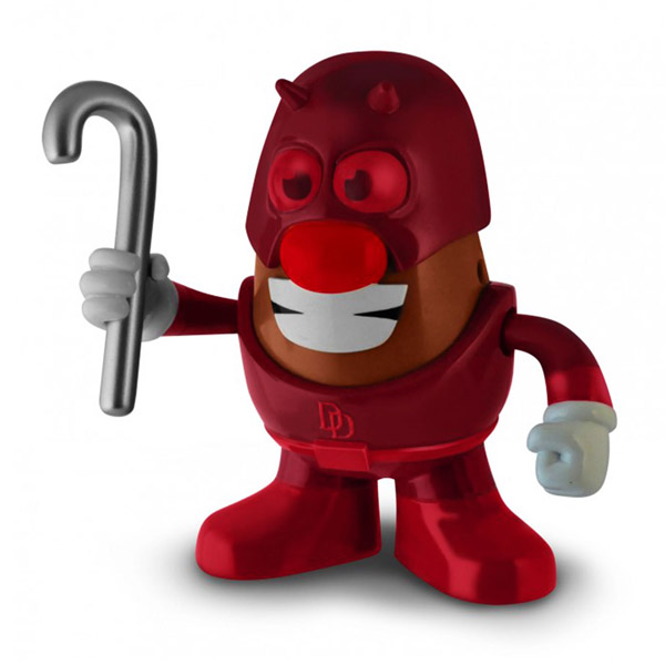 Daredevil Mr Potato Head