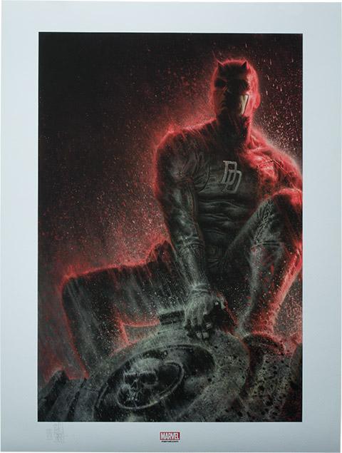 Daredevil Premium Art Print