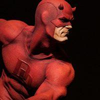 Daredevil Premium Format Figure Costume Detail