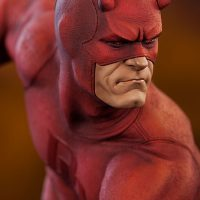 Daredevil Premium Format Figure Face Detail