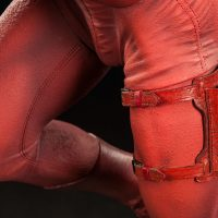 Daredevil Premium Format Figure Weapon Holster