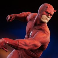 Daredevil Premium Format Figure with Billy Clubs