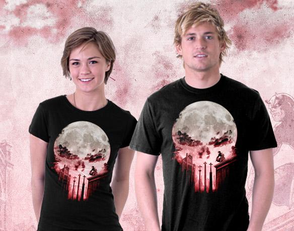 Daredevil The Devils Punishment T-Shirt